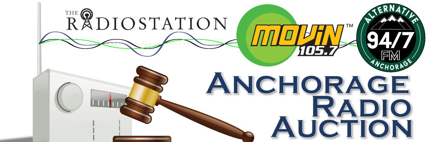Anchorage Radio Auction