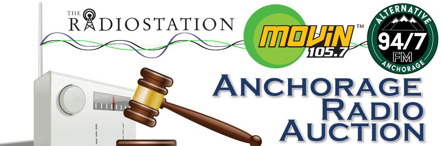 Anchorage Radio Auction